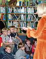 Lesestark begleitet Kindergärten und Grundschulen